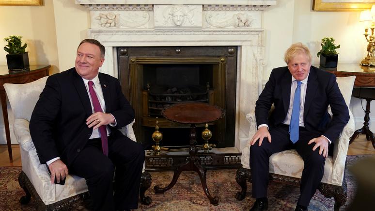 Daily Telegraph: США предложили построить для Великобритании АЭС и сеть 5G