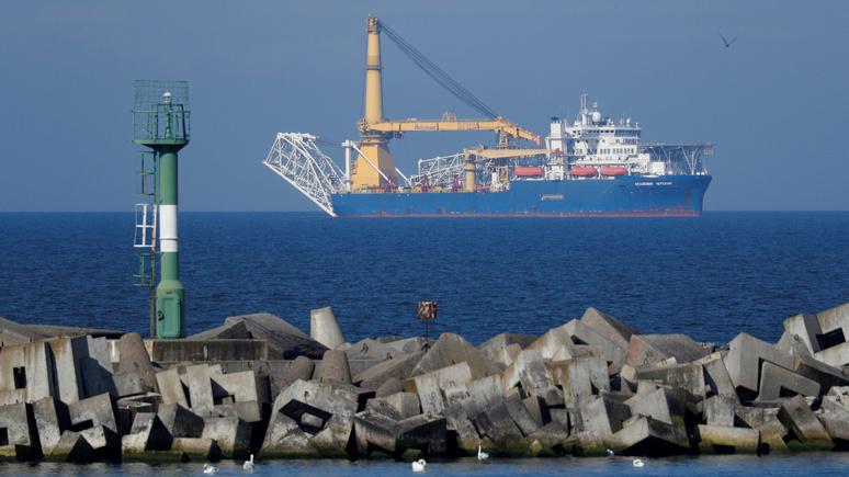 FAZ: «грубое посягательство» — Берлин осудил новые санкции США против «Северного потока — 2»