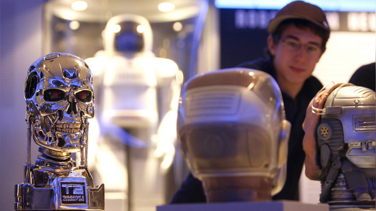 Британский генерал: вооружённые силы Великобритании спасёт только искусственный интеллект — и роботы-убийцы