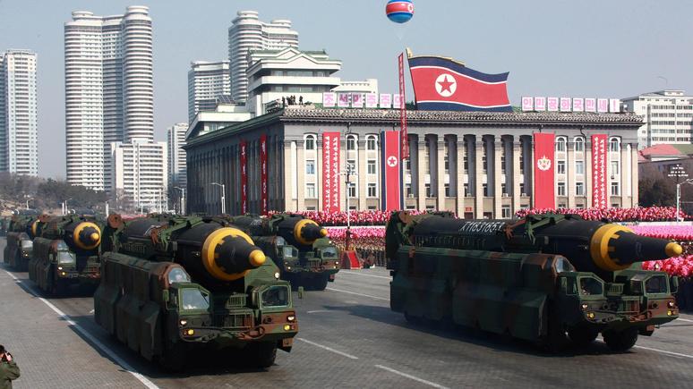 SVT: при Трампе Северная Корея вдвое нарастила свой ядерный арсенал