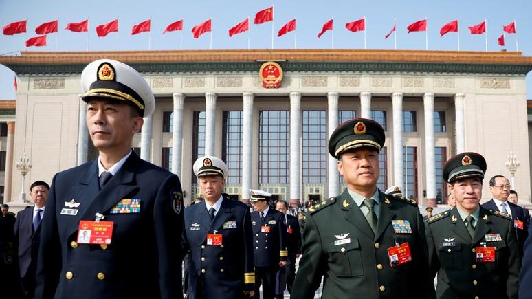 Die Welt: НАТО нужен сплочённый ответ на китайский вызов — пока ещё не поздно