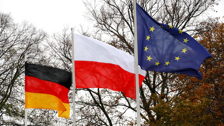 WP: Германия почтит память погибших во время войны поляков, но репарации обсуждать не будет