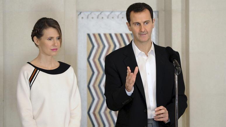 Independent: США ударили по Дамаску «законом Цезаря»