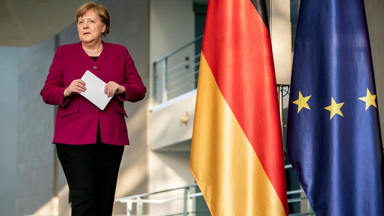Die Zeit: во главе Совета ЕС Германии опять придётся выступить в качестве кризис-менеджера