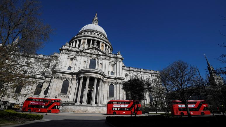 Daily Telegraph: «недопустимо и непростительно» — церковь и Банк Англии извинились за связи с работорговлей