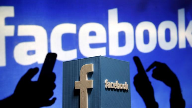 Washington Post: Facebook удалил рекламу штаба Трампа с «нацистским символом»