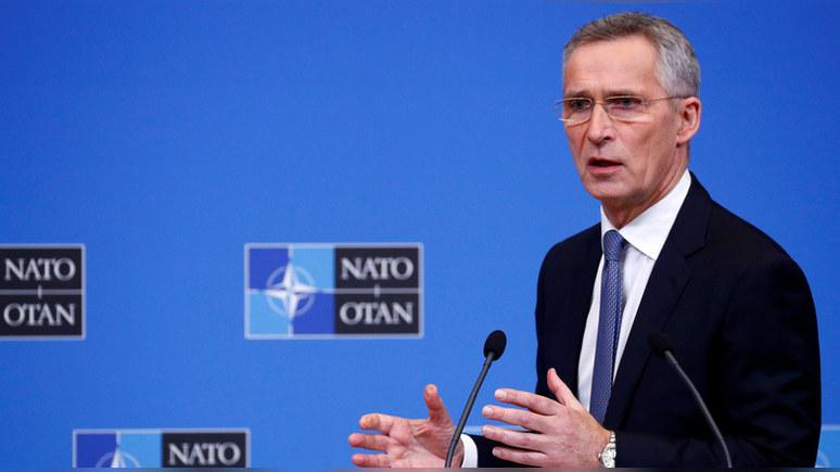 CNBC: Столтенберг признался, что не считает Китай и Россию непосредственной угрозой