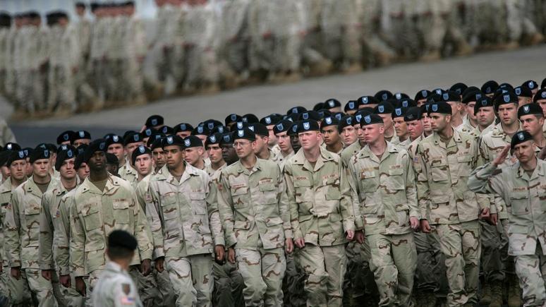 Bloomberg: выводить войска США из Европы — неправильно, лучше перебросить их для сдерживания России