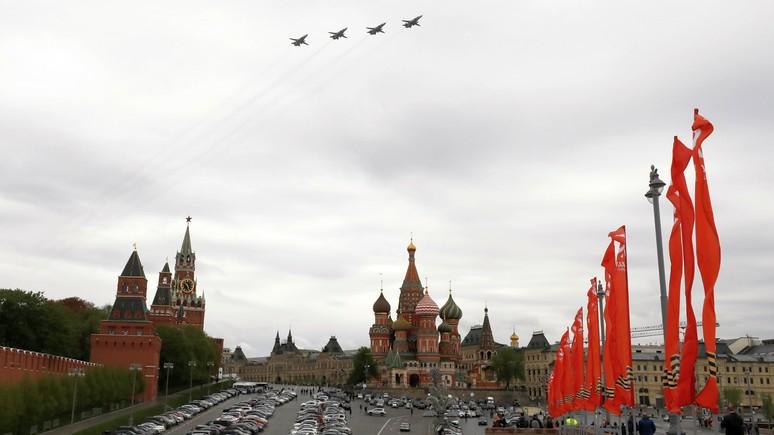 Yle: одну из новинок супероружия Путина покажут на параде — остальные придётся подождать