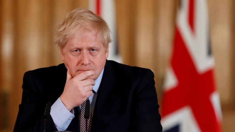 Daily Mail: три четверти британцев считают, что Джонсон должен урезать свою зарплату на фоне пандемии