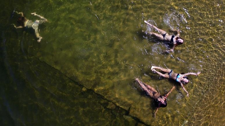 Le Parisien: в Верхоянске побит рекорд заполярной жары