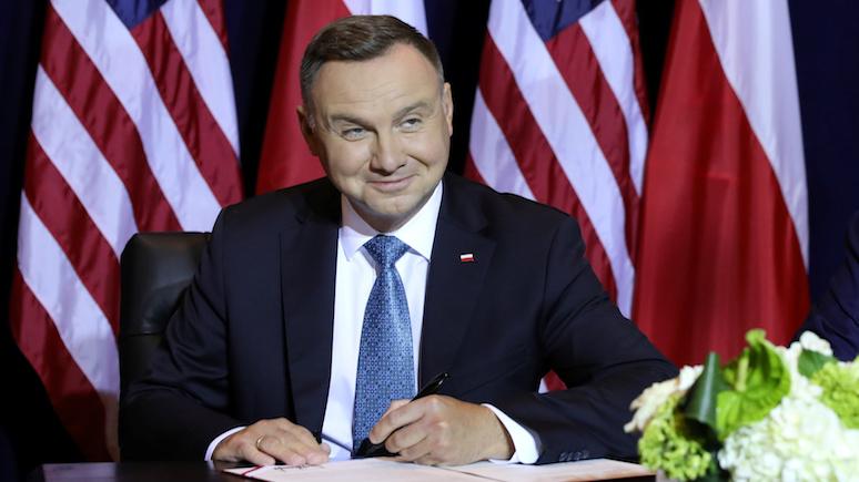 Польский политик: моя страна заслужила титул главного союзника США в Европе