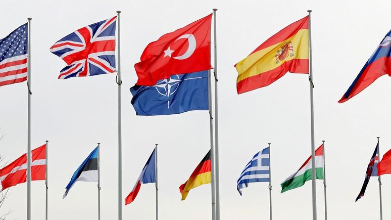 Milliyet: новые интересы Турции вызывают трения в НАТО