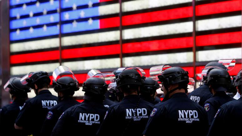 Times: на улицах американских городов полиции стало меньше, а стрельбы — больше