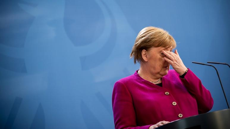 FAZ: Россия близка Меркель, поэтому разногласия с Москвой причиняют ей боль