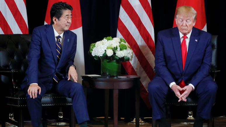Le Monde: Япония намерена пересмотреть условия военного сотрудничества с США