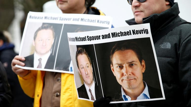 La Croix: канадские экс-дипломаты и парламентарии призвали отменить экстрадицию финдиректора Huawei в США