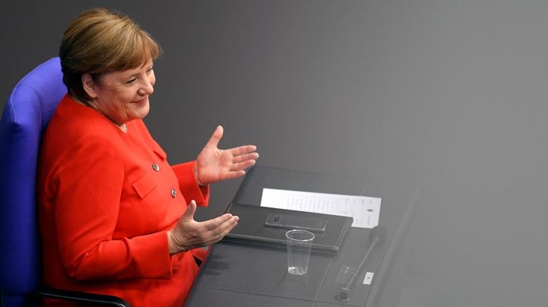 Немецкий посол в Австрии: у Меркель хватит сил не стать «хромой уткой» во главе Совета ЕС