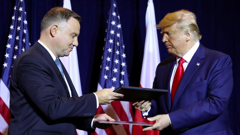 Ващиковский: у Польши нет достойной альтернативы дружбе с США