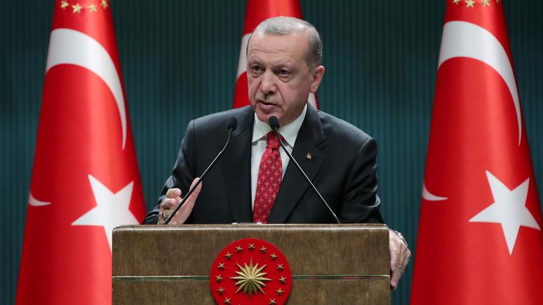 Обозреватель Le Figaro: «султан» Эрдоган берёт в Ливии реванш за неудачи последних лет