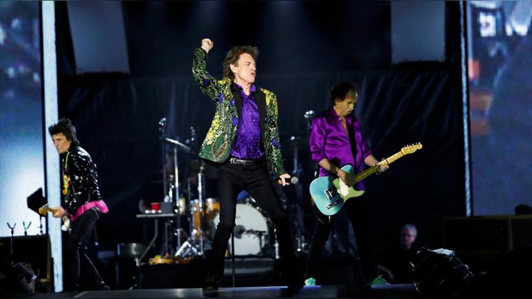 Sky News: Rolling Stones пригрозили засудить Трампа за использование их музыки