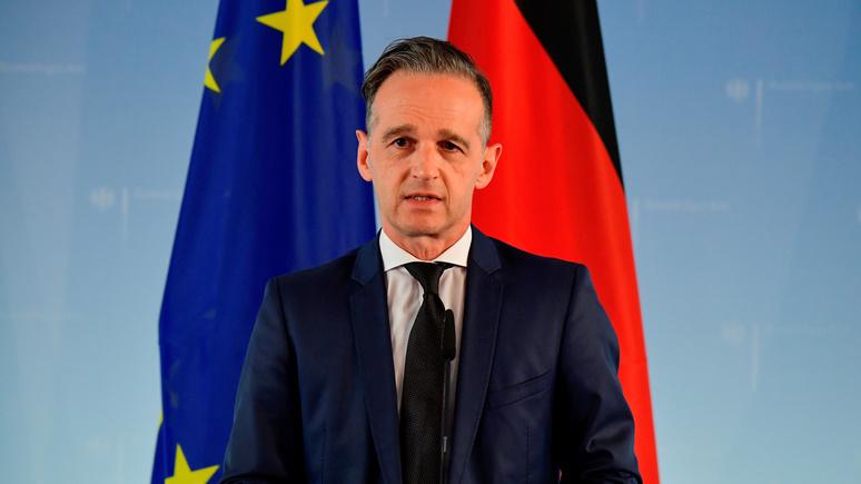Euroactive: «единство и суверенитет» — Маас назвал приоритеты европейской внешней политики в период председательства Германии в ЕС