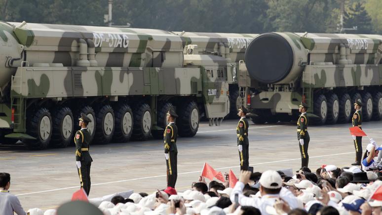 Times: «программа-интенсив» — Китай «беспрецедентно» нарастил активность на своём главном ядерном полигоне