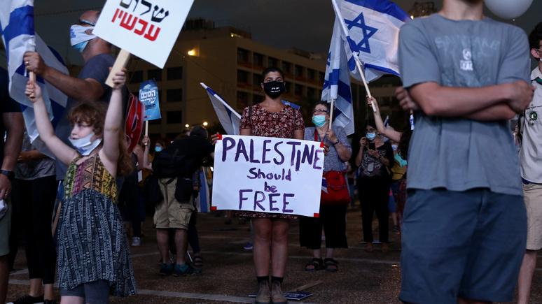 Guardian: коронавирус смешал планы Нетаньяху по аннексии Западного берега