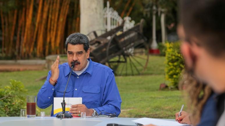 El País: на новые санкции Брюсселя Мадуро ответил выдворением посла ЕС