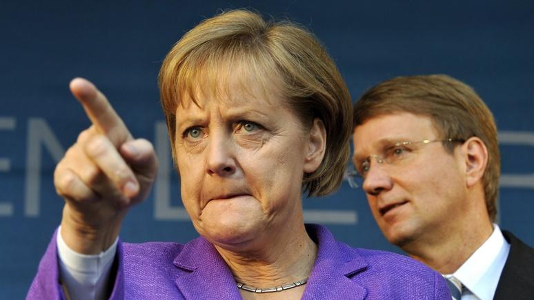 TVP Info: во главе Совета ЕС Германия сделает всё, чтобы настроить Европу против США