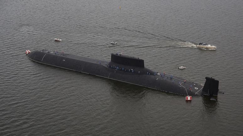 WSJ: «они достигли большого мастерства» — российские подводные лодки всё больше тревожат НАТО