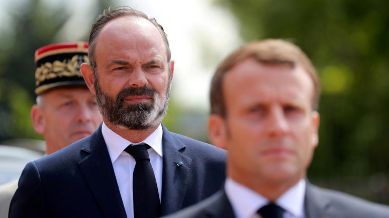 Le Figaro: «любовь живёт три года» — премьер Франции ушёл в отставку, Макрону придётся формировать новое правительство