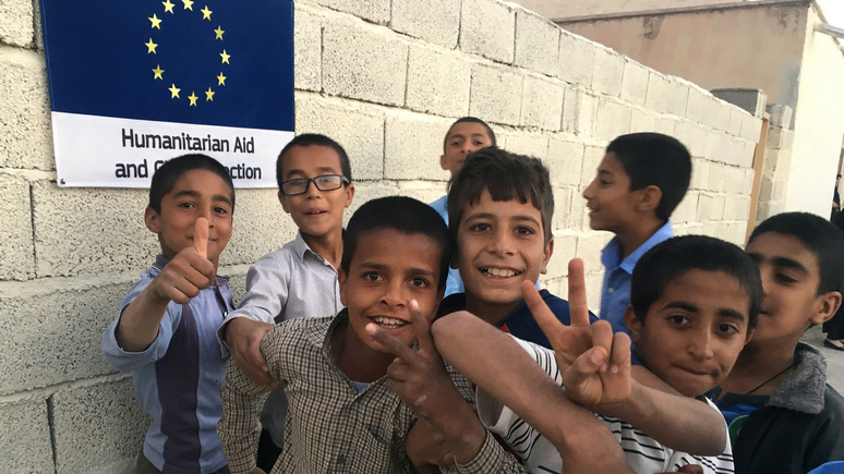 FAZ: председательство Германии в ЕС повышает шансы на компромисс в вопросе распределения беженцев