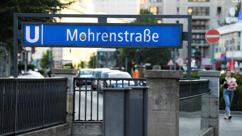 Bild: станцию берлинского метро с «расистским» названием переименуют в честь русского композитора