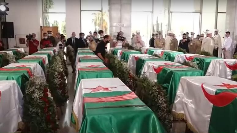 Ouest-France: Алжир ждёт от Франции извинений за колониальное прошлое