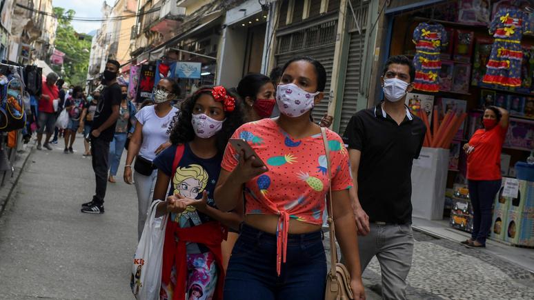 Guardian: пандемия повергает Латинскую Америку в пучину бедности и хаоса