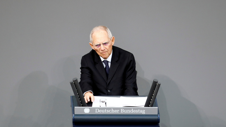 Председатель бундестага: пандемия коронавируса — это повод укрепить Евросоюз