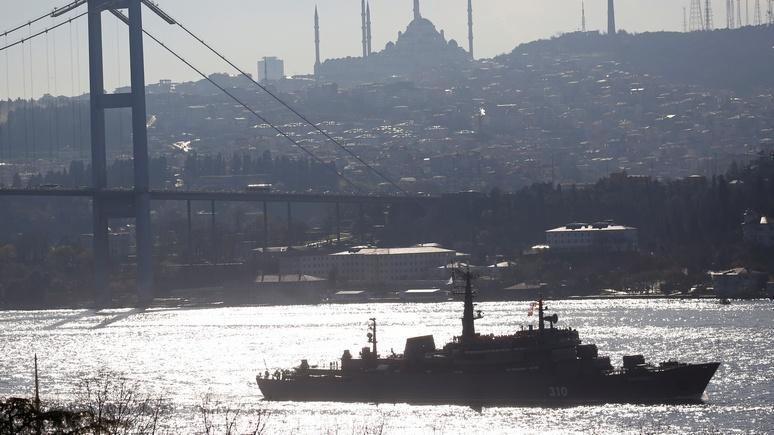 Командующий военно-морской группировкой НАТО: влияние России в Средиземном море неоспоримо