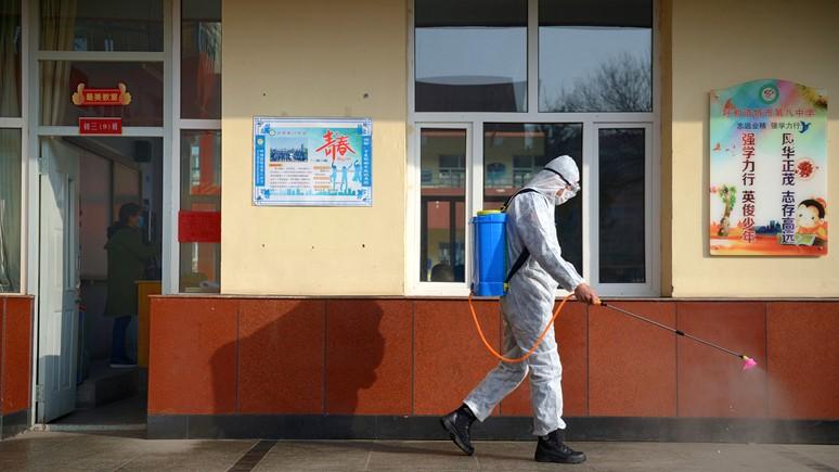 Forbes: новое наступление чумы из Китая надеются победить антибиотиками
