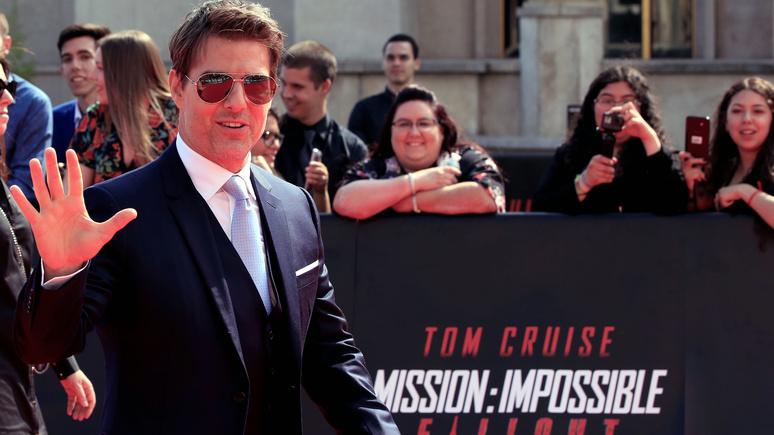 Guardian: миссия выполнима — для звёзд Голливуда сделают исключение из карантина и Том Круз сможет продолжить съёмки в Великобритании