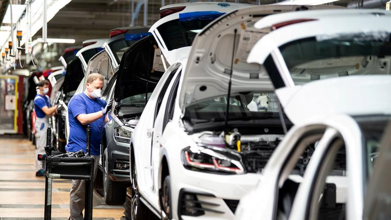 Bild: каждое пятое предприятие Германии под угрозой банкротства из-за пандемии