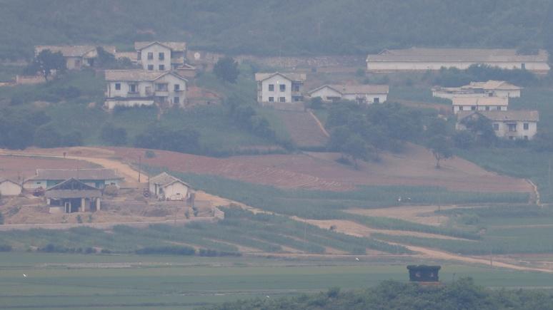 CNN: на спутниковых снимках эксперты разглядели новую ядерную фабрику КНДР