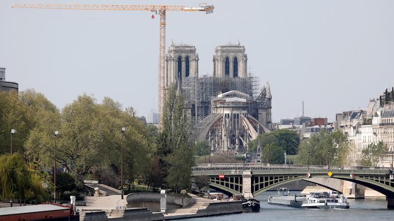 Washington Post: Нотр-Дам-де-Пари восстановят в прежнем виде