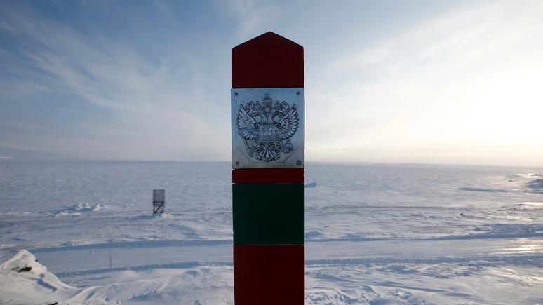 Эксперты National Interest объяснили, почему в Арктике с Россией нужно сотрудничать