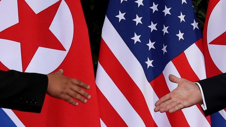 Politico: сестра Ким Чен Ына заявила, что КНДР не интересен «бесполезный» саммит с США