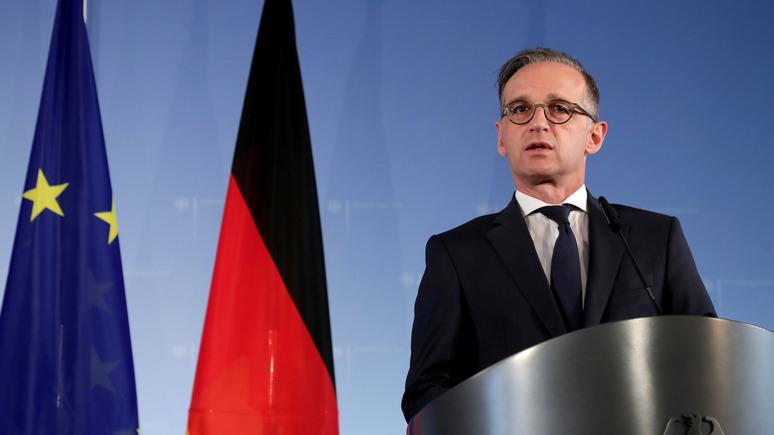 МИД Германии: путь к восстановлению отношений с Россией лежит через Украину