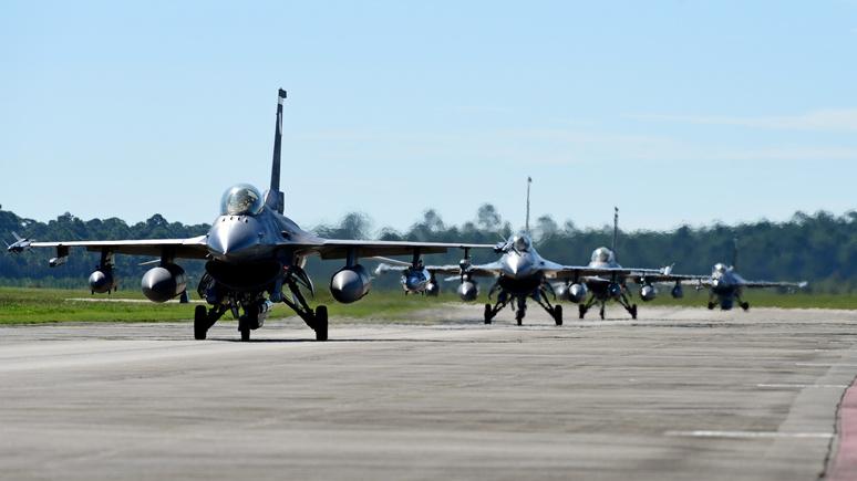 Business Insider: в США разбился уже пятый истребитель ВВС за два месяца