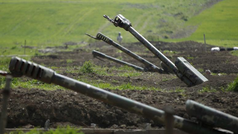National Interest: в Вашингтоне обеспокоены столкновениями в Нагорном Карабахе