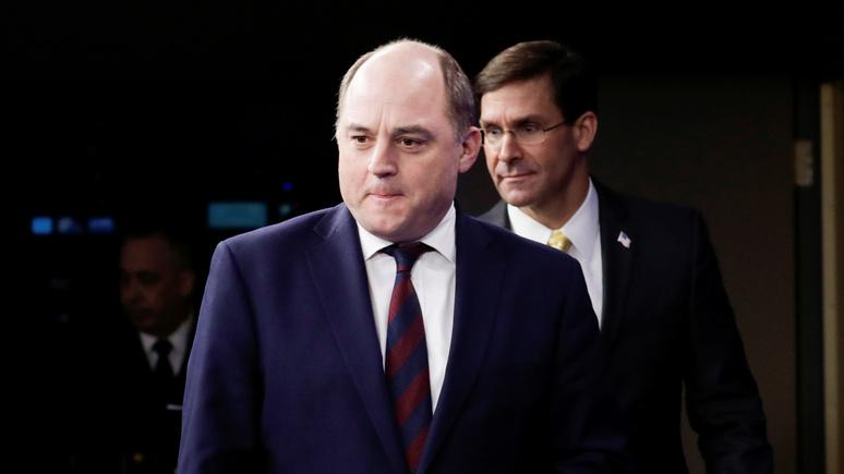 DM: Лондону пора готовиться к космическим войнам, ведь Россия и Китай не дремлют, предупреждает министр обороны