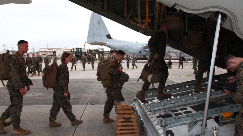 SCMP: «США привезли к нам болезнь» — японцы требуют пересмотра соглашения о размещении американских войск